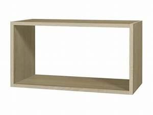 Case De Rangement : rangement 1 case grand modele rubyx chene griffe ~ Teatrodelosmanantiales.com Idées de Décoration