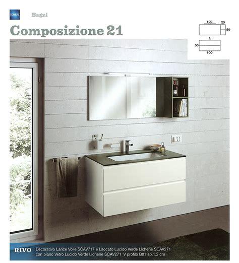 scavolini mobili bagno bagni monoblocco scavolini scavolini per piccolo bagno