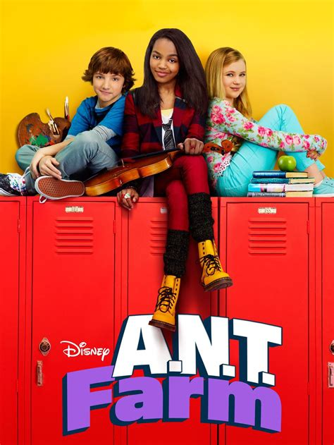 Ant Farm Tv Show News Videos Full Episodes And More