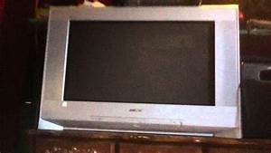 Trash Picked Sony Wega 32 U0026quot  Hdtv