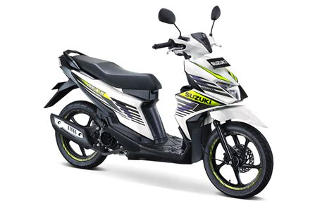 Suzuki Nex Ii Modification nex ii pt suzuki indomobil motor