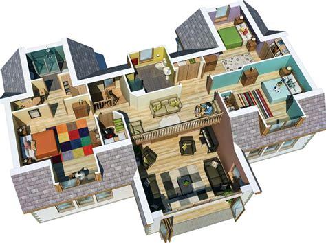 3d home interior design free home architecture auskerry large house 3d 3d home design