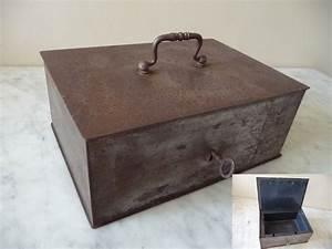 Lampe à Pétrole Ancienne Le Bon Coin : ancien petit coffre fort acier cle vers 1900 fonctionne ebay antiquit s brocante et objets ~ Melissatoandfro.com Idées de Décoration