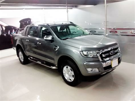 Ford Ranger Limited 2017 At 4x4 Diesel 3.2 Reseña Completa