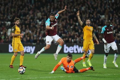 Brighton & Hove Albion vs West Ham United Live Stream: TV ...