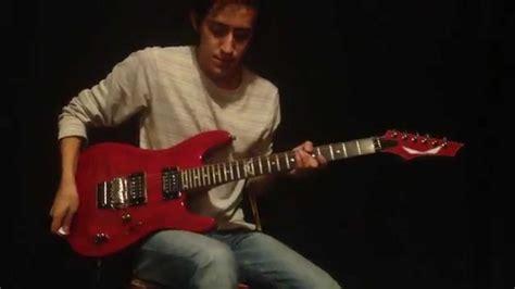 Labios Compartidos Cover Guitarra