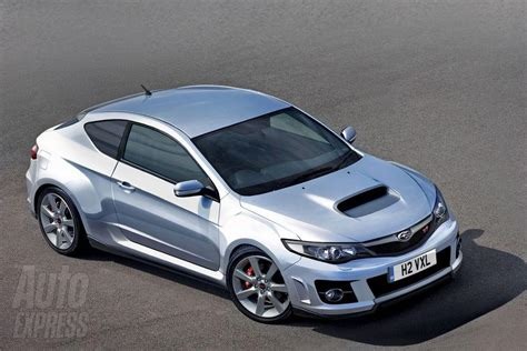 Subaru Impreza Coupe Is Going To Be Released By 2010 The