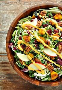 fall harvest salad favehealthyrecipes