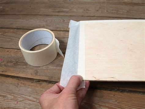 kreidetafel selber machen