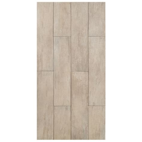shop interceramic forestland 11 pack birch wood look