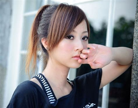 Top 5 Asian Girls Hairstyles 2014