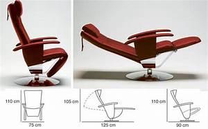 Fauteuil Salon Pour Mal De Dos : fauteuil confort metallica mal de dos ~ Premium-room.com Idées de Décoration