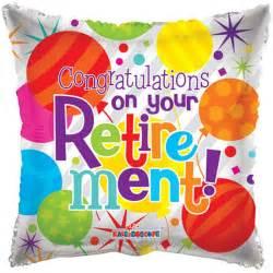 Congratulations On Your Retirement Clip Art