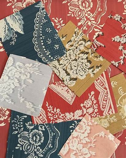 Moore Swatches Printed Block Christopher Colour Wallpapers