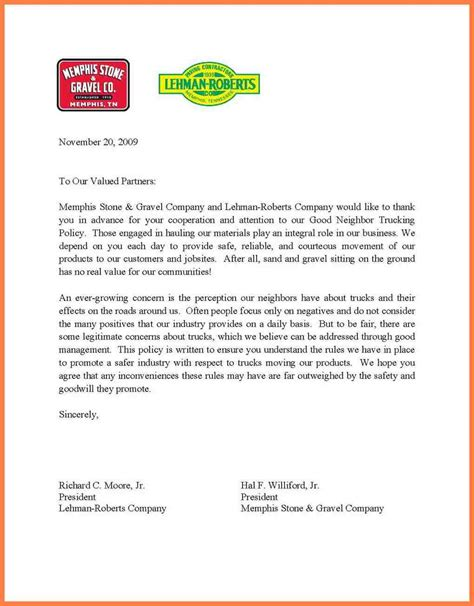sample construction company introduction letter