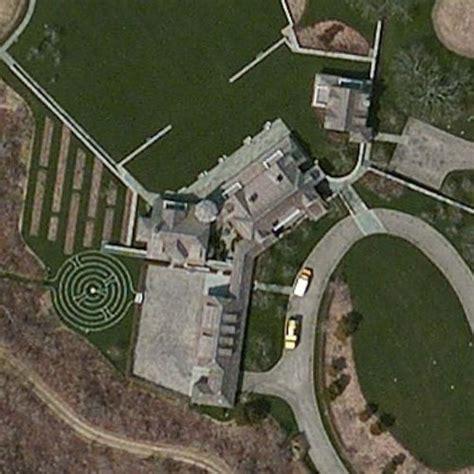Roger Penske's House in Nantucket, MA (Bing Maps)