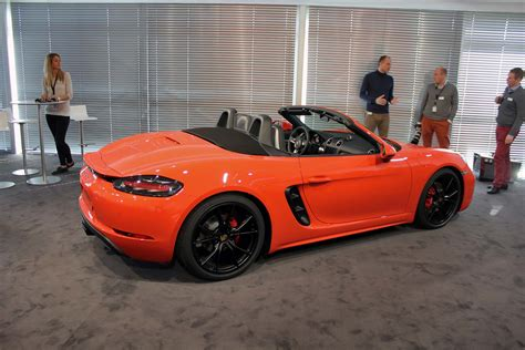 718 Hd Picture by Porsche 718 Boxster Photos Hd Hd Pictures