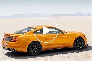 New Ford Mustang GT Will Do 0-60 MPH In Less Than 4.0-Seconds | CarBuzz