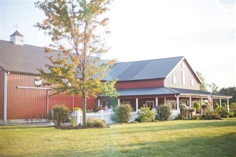 Winner Family Farm And Harvest Barn Wedding In Degraff