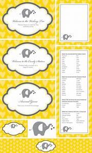free baby shower printables   Baby Shower   Pinterest