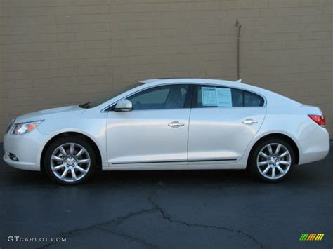 2011 Buick Lacrosse Colors by 2011 White Tricoat Buick Lacrosse Cxs 55235846