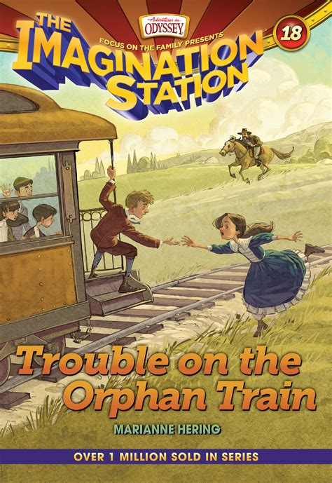 tyndale trouble   orphan train