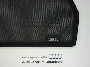 Audi A4 Kofferraumwanne Original : audi a4 avant modell 8k b8 sonnenschutz 3er set ~ Jslefanu.com Haus und Dekorationen