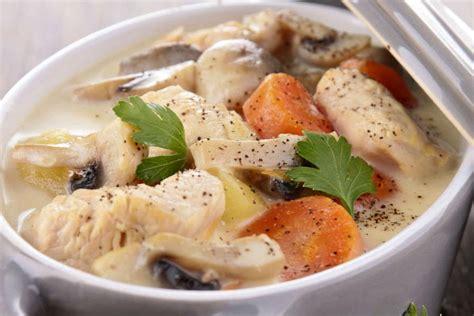 cuisiner la blanquette de veau blanquette de veau au thermomix cookomix