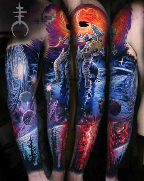 black hole tattoo sleeve  tattoo ideas gallery