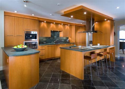 cuisine bois massif contemporaine cuisine bois contemporaine wraste com