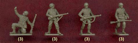 plastic soldier review italeri american infantry
