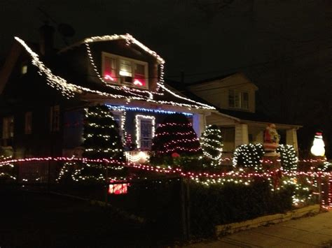 washington dc christmas lights brookland in photos it 39 s beginning to look a lot like