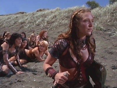to helicon and back episode screencap 6x15 xena warrior