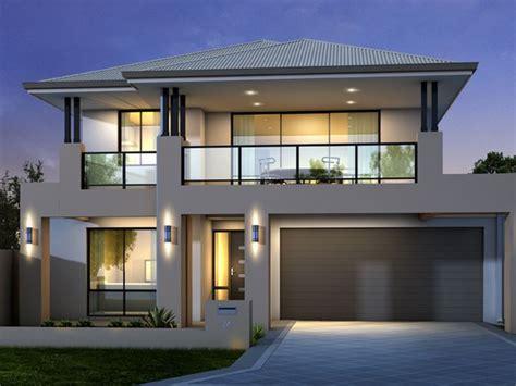 Trend 2 Floor Minimalist House Design 2014  4 Home Ideas