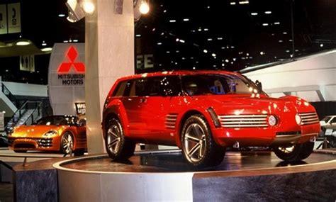 mitsubishi ssu concept   concept cars