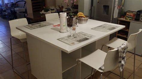 comment faire un ilot central cuisine un ilot de cuisine moderne pas cher bidouilles ikea