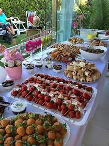 Idée Repas Nombreux : firstbirthdayfeast feast partyfood fingerfood baby ~ Farleysfitness.com Idées de Décoration