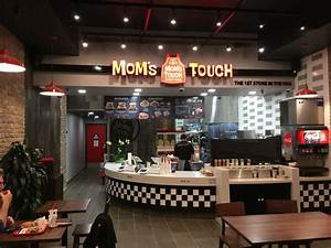 Advertising Appeals Korean Fast Food Chain Opens Its First U S Location In