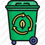Icon Recycle Bin Premium Icons Lineal
