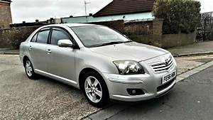 2006 Toyota Avensis 2 2 D4d Diesel 6 Speed Manual Long Mot