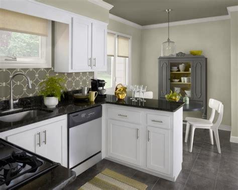 peinture cuisine gris peinture cuisine 40 idées de choix de couleurs modernes