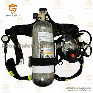 Self Contained Breathing Apparatus Scba  Carbon Fiber