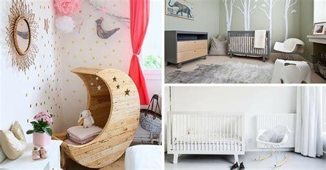 idee chambre bebe deco déco chambre bébé quelles sont les dernières tendances