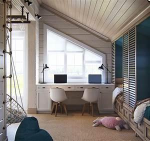 belle decoration d interieur 9 bureau pour les deux With belle decoration d interieur