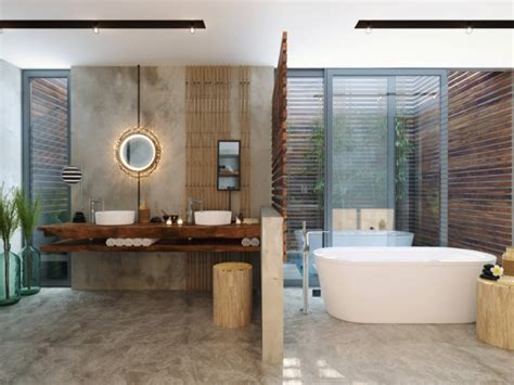 5 Luxury Bathrooms In High Detail by 5 Luxury Bathrooms In High Detail Bathroom Designs