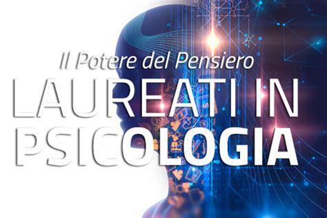 Test D Ingresso Di Psicologia by Laurea In Psicologia Senza Test D Ingresso Corso Di
