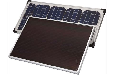 Battery Operated Lava L Nz by Delaval Solar Cell Panels