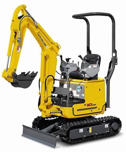 Holland Mini Excavators Construction Foster Tractors
