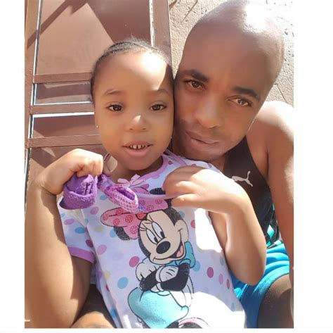 oupa manyisas cutest daddy moments   daughter