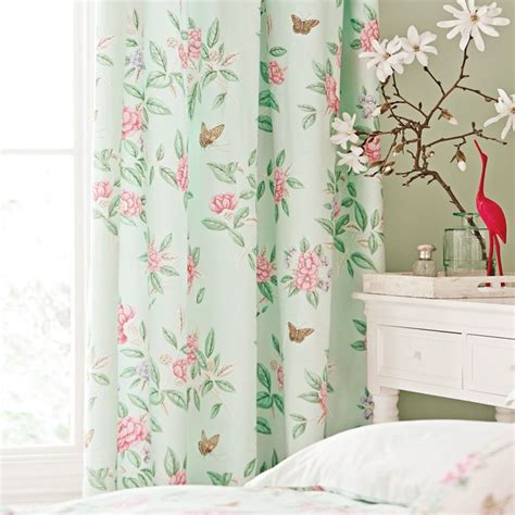v a chinoiserie matching curtains bedding at bedeck 1951